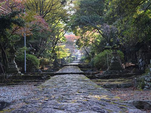 英彦山神宮の参道.jpg